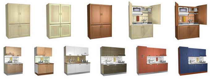 Best Cucine Monoblocco Salvaspazio Monoblocchi Cucina Idea Gallery ...