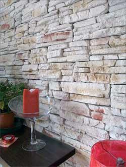 Rivestimenti decorativi in pietra ricostruita edilstone - Pietre da rivestimento interno ...